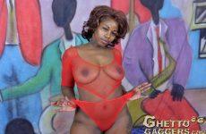 Ghetto Gaggers Oprah & Michael Strahan Look-alike