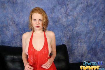 Sperm Suckers Ginger Rose